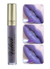 MUA LUXE Velvet Lip Lacquer SYMPHONIC Matte VIOLET Purple Lipstick HALLOWEEN!