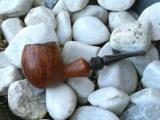 Stanwell Pfeife Silver S Flame Grain ohne Filter Made in Denmark