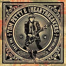 TOM PETTY - THE LIVE ANTHOLOGY - 7 LP, 180g. Audiophile Virgin Vinyl - 51 TRACKS
