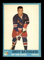 1962 Topps #52 Andy Bathgate  EXMT+ X1611184