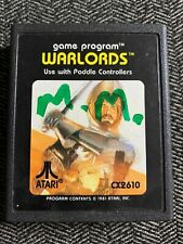 WARLORDS - ATARI 2600 - GAME ONLY - FREE S/H - (A1)