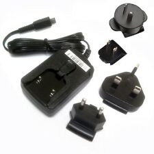 Genuine BlackBerry International Micro USB Mains Charger with UK EU US AU Clips