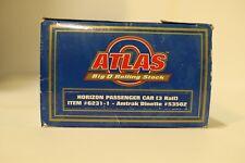 Atlas O Scale 6231-1 Horizon Passenger Car (3 Rail) Amtrak Dinette #53502