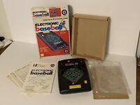 1979 Hand Held Electronic Baseball Game, Entex Electronics, 1 - 2 Player, WORKS