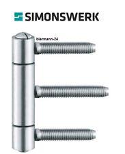 Simonswerk Baka C1-15 WF Einbohrband 3 teilig