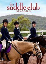 THE SADDLE CLUB SEASON 3 New Sealed 3 DVD Set