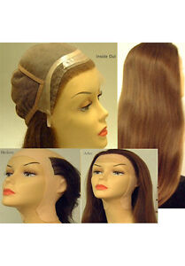 """16"""" - 18"""" Lace Front Full Cap Wigs - Body Wave Human Hair Pieces"""