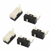 5Pcs 9x4.5x4.5mm Panel PCB Momentary Tactile Tact Push Button Switch 2 Pin DIP