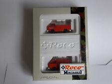 Roco Minitanks Set 629 VW T3 US Feuerwehr