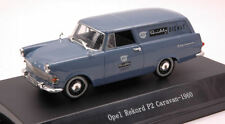 Opel Rekord P2 Caravan 1960 NSU Quicly Dienst 1:43 Model STARLINE MODELS