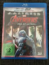 Marvel AVENGERS - AGE OF ULTRON (Blu-ray 3D + 2D)
