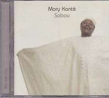 Mory Kante-Sabou cd album