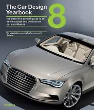 The Car Design Yearbook: The Definitive Guide to All New Concept and Production