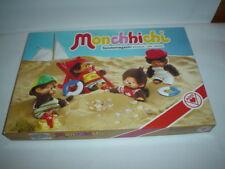 MONCHHICHI Spielemagazin - Würfelspiel Lotto Quartett - von ASS