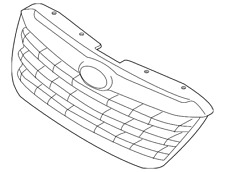 Genuine Subaru Grille Assembly 91121XA23A