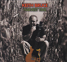 """Keith Bruce """" Harvest Time """" CD  2012 Rock Country NEW"""