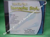 Third Day ~ Christian~Daywind~Karaoke Style ~ Agnus Dei/Worthy~~Love Song ~ CD+G