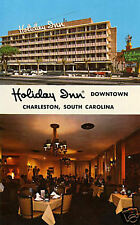 CHARLESTON SC HOLIDAY INN DOWNTOWN MEETING & CALHOUN ST