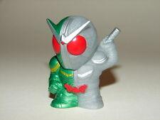 SD Kamen Rider W Cyclone/Metal Figure from W Set! (Masked) Ultraman