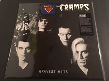 The Cramps ‎– Gravest Hits Limited Vinyl LP /1500