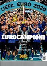 EUROCAMPIONI GUERIN SPORTIVO Storie UEFA Euro 2020 Calcio Italia Campione 2021