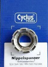 Cyclus Tools Nipple Spanner Forged various key Wide