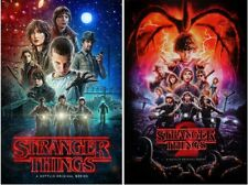 STRANGER THINGS - 2 POSTERS SET (2 Posters), Each poster size 24x36