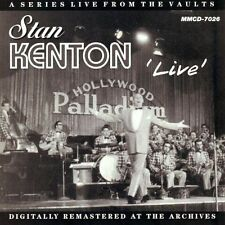 STAN KENTON - Live At The Hollywood Palladium - CD ** Like New **  #N5