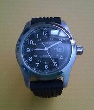Hamilton Khaki Field H705450 Automatic Swiss Made Mens Watch Water Resist 100m