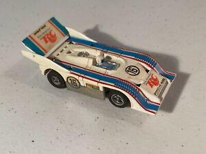 1970's Aurora AFX Slot Car Toy - Porsche 917 Can-Am RC Cola