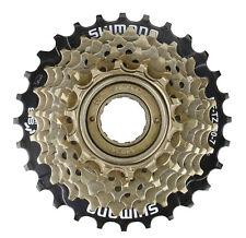 Shimano Mf-tz500 Tourney Bicycle Mega-range Multi Freewheel 7 Speed 14-28t