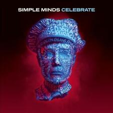 SIMPLE MINDS - CELEBRATE GREATEST HITS [2 CD] NEW CD