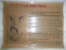 Le Van Tam - Communist Propagnada Poster - 1945 - French Indochina Vietnam War