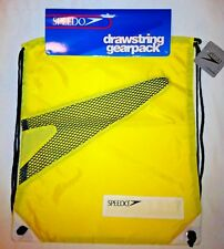 New-Nwt - Speedo Drawstring Gearpack - Ventilated/Packable - Personal equipment