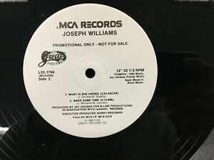 Joseph Williams - Rare 4 Song Promo EP - Vinyl (Toto)