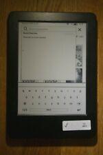 "Amazon Kindle Touch 7th Gen 4GB 6"" Wi-Fi E-reader - Black"