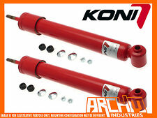 FORD FALCON EA EB ED EF EL SEDAN KONI ADJUSTABLE REAR LOWERED SHOCK ABSORBERS