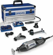 DREMEL 4000-6/128 PLATINUM Outil Multifonctions Coffret Alu + 128 Accessoires