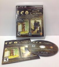 The Ico & Shadow of the Colossus Collection (Sony PlayStation 3, 2011)