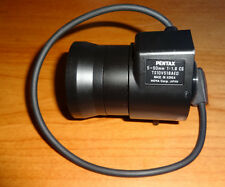 "Pentax 5-50mm Vari-Focal 1/3"" 1:1.8 CCTV Auto Iris Security Camera Lens"