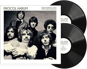 PROCOL HARUM - A&R STUDIOS 1971 BROADCAST DOUBLE VINYL LP (NEW/SEALED)