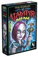 Vampir Mau Mau, Kartenspiel  - Pegasus Spiele 18120G  -  NEU/OVP