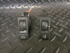 1999 PEUGEOT 806 2.0 HDI 110 GTX INTERIOR DIM/HEAD LIGHT ADJUS/ WINDOW SWITCHES