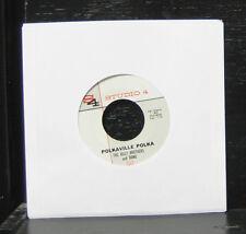 "The Jolly Brothers - Polkaville Polka Mint- 7"" Private Polka Studio 4 ZTSC-90360"