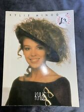 More details for kylie (kylie minogue): the songs of stock, aitken & waterman. rare music book