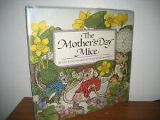 Mother's Day Mice/ hardback/ jacket/ Bunting/ Jan Brett/ 1986