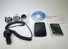 BlackBerry Storm 9530 Black Verizon Phone with Accessories For Parts Tf