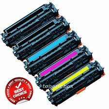 5PK Compatible (BCMY) Toner Cartridge CF410A 477A For HP Laserjet M452nw M477fnw