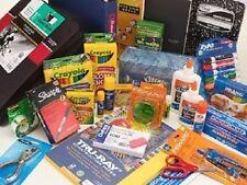 School  Supplies .**MEGA PAK**Free Backpak with order. Pens, Binders, Paper and