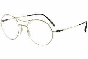 Silhouette Eyeglasses Dynamics Colorwave Fullrim 5508 Optical Frame